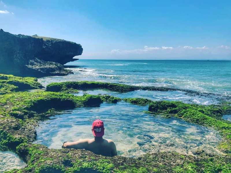 Pantai Tegalwangi, Badung, Bali via @barli8js