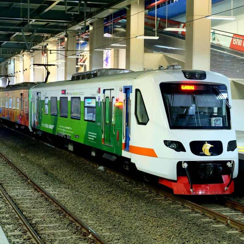 Jadwal Kereta Bandara Soekarno Hatta Dari Stasiun Sudirman Baru Terbaru