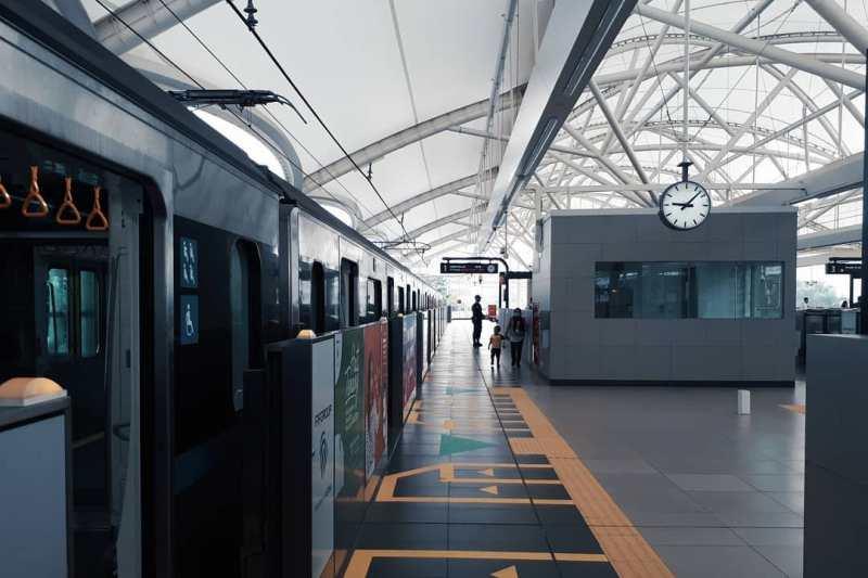 Peta Jalur MRT Jakarta, Jadwal MRT Jakarta! Catat Ya!