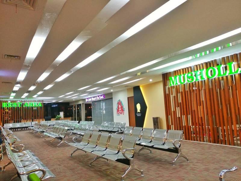Bandara Halim Perdana Kusuma Airport Information