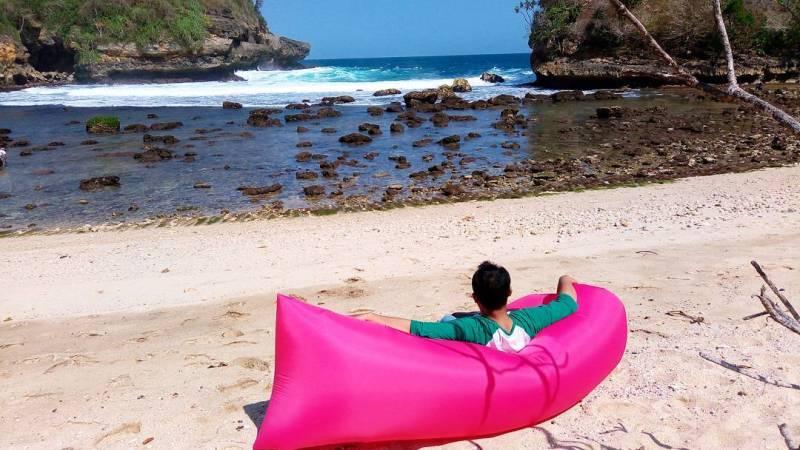 Daftar Tempat Wisata Pantai Di Blitar Jawa Timur Lengkap Pantai Keben Blitar