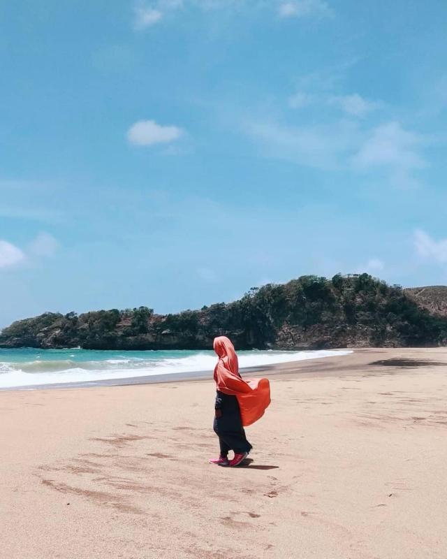 Daftar Tempat Wisata Pantai Di Blitar Jawa Timur Lengkap Pantai Jebring Blitar