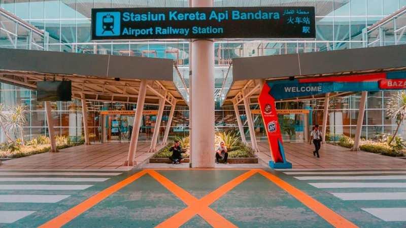 Jadwal Kereta Api Medan Bandara Kualanamu Terbaru Tahun 2019