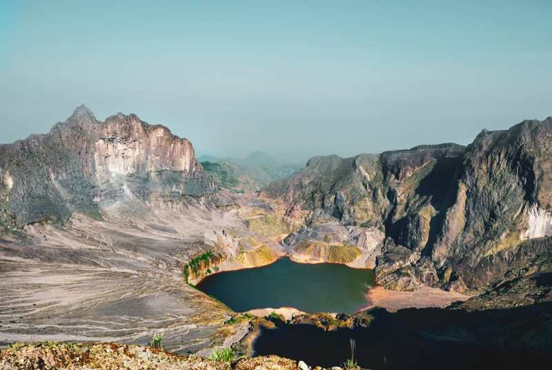 Daftar Tempat Wisata Di Blitar Jawa Timur Lengkap, Gunung Kelud Blitar