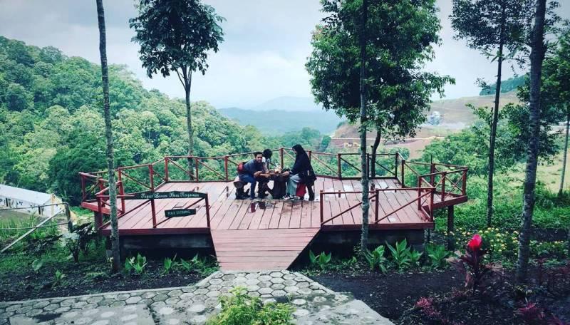 Daftar Tempat Wisata Di Blitar Jawa Timur Lengkap, Puncak Kejora Blitar