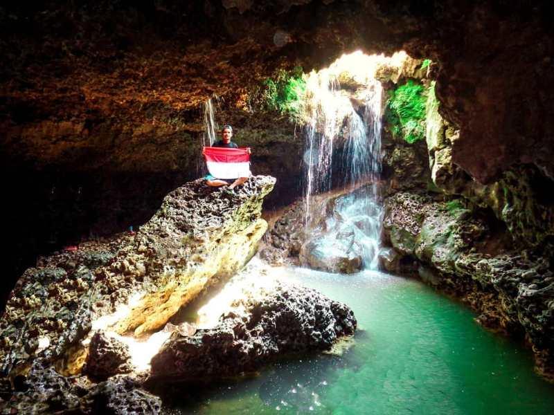 Daftar Tempat Wisata Di Blitar Jawa Timur Lengkap, Jurug Goa Luweng Prodo Blitar
