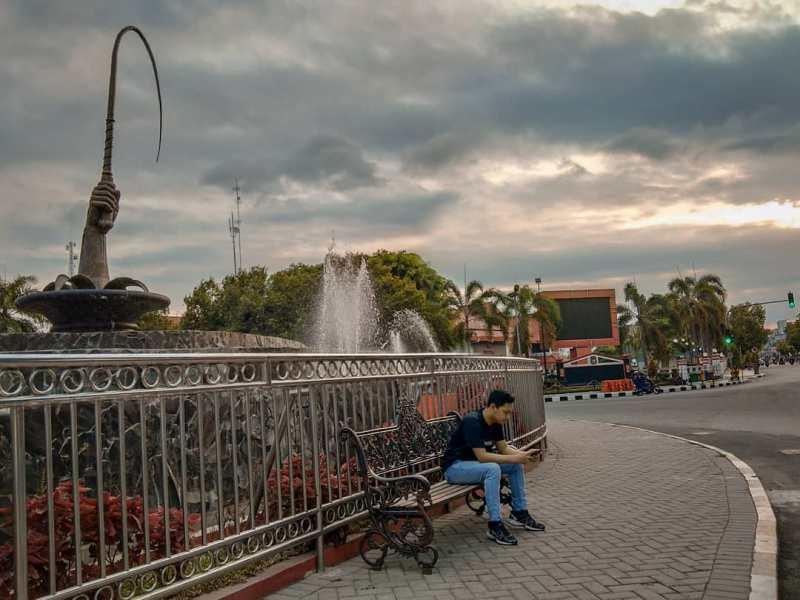 Daftar Tempat Wisata Di Blitar Jawa Timur Lengkap, Taman Pecut Blitar
