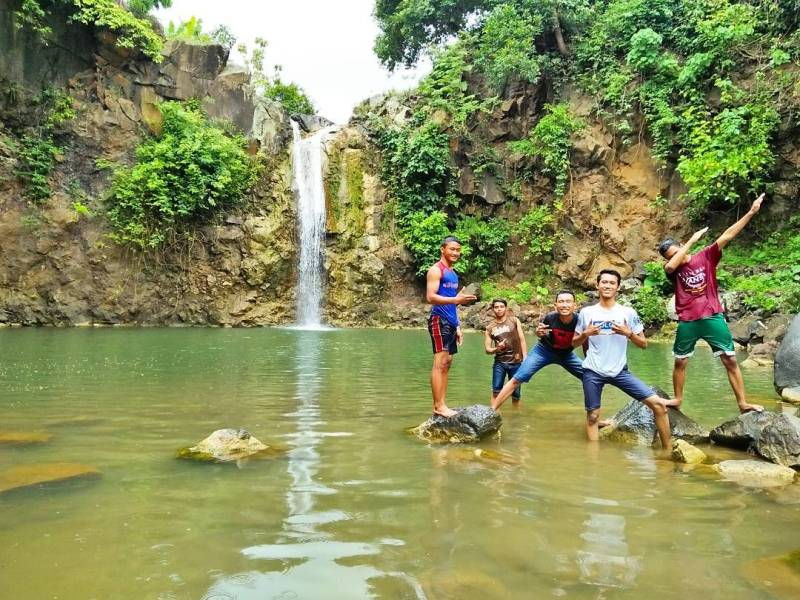 Daftar Tempat Wisata Di Blitar Jawa Timur Lengkap, Air Terjun Njumeg Blitar