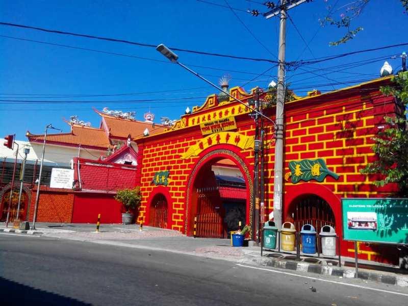 Daftar Tempat Wisata Di Kediri Jawa Timur Lengkap - Kelenteng Tjoe Hwie Kiong