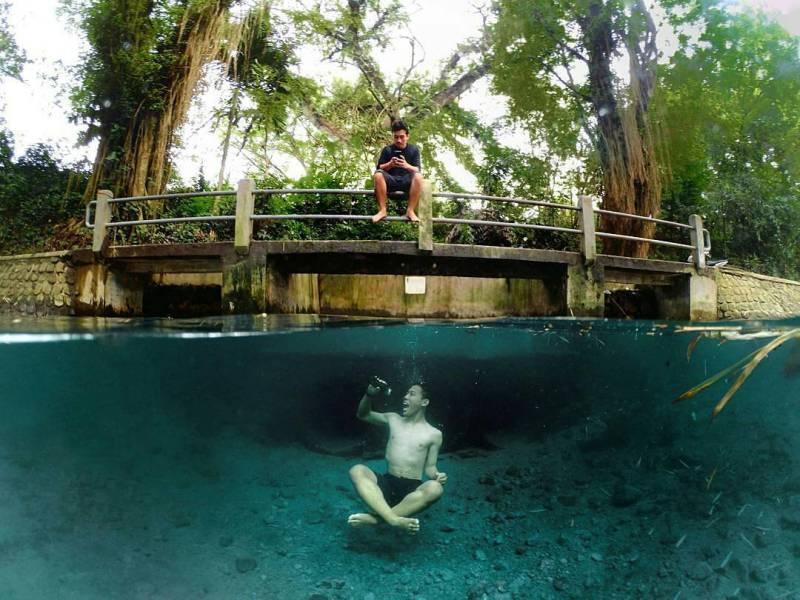 Daftar Tempat Wisata Di Kediri Jawa Timur Lengkap - Sumber Ngadiloyo