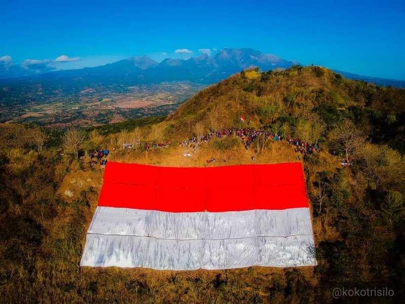 Daftar Tempat Wisata Di Kediri Jawa Timur Lengkap - Gunung Klotok