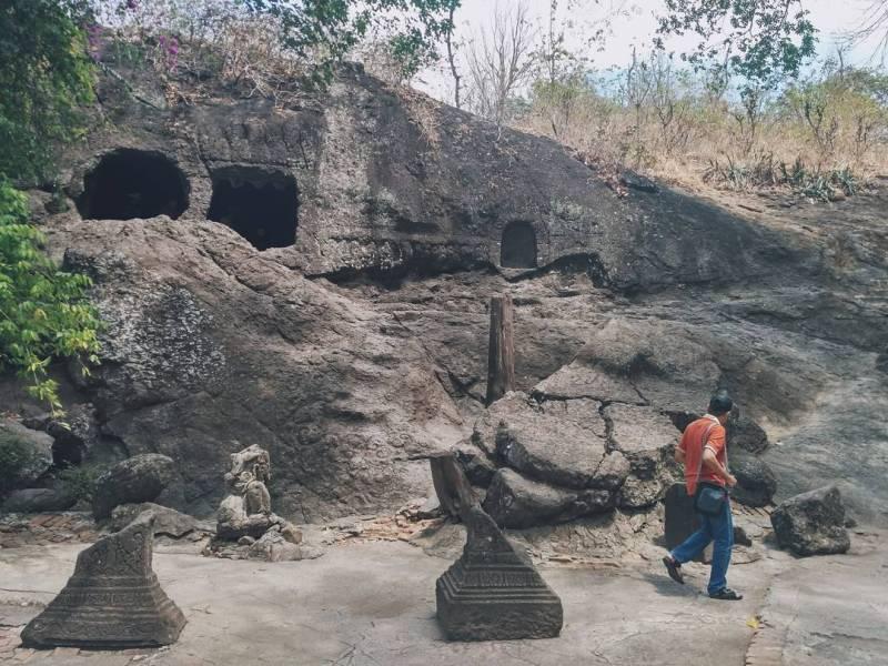 Daftar Tempat Wisata Di Kediri Jawa Timur Lengkap - Gua Selomangleng