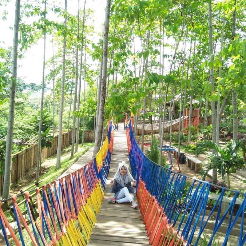 Daftar Tempat Wisata Di Kediri Jawa Timur Lengkap - Bukit Dhoho Indah