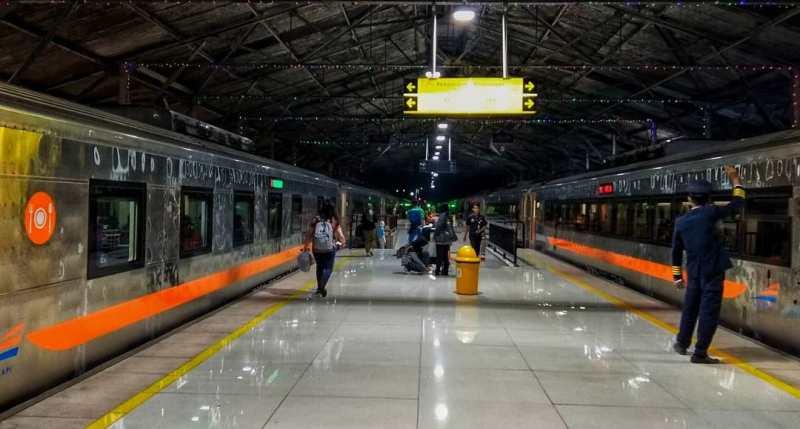 Jadwal Kereta Api Bandung Jakarta Terbaru Tahun 2020