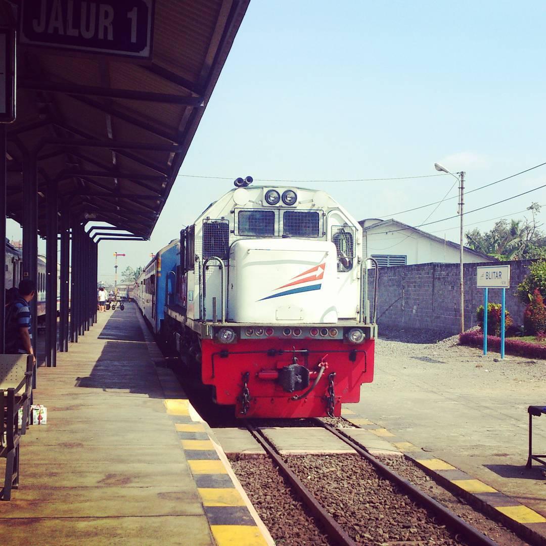 Jadwal Kereta Penataran Terbaru