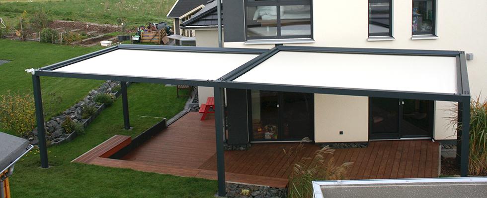 Sehr Sonnenschutz Terrasse Pergola | Pergola-markise Eignet Sich Für NO43