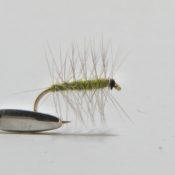 Vihreä Kirva #12 Pintaperho
