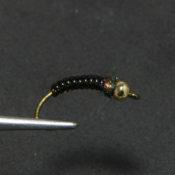 Iso Oliivi Vinylrib larva