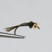 Treble Peacock Nymffi