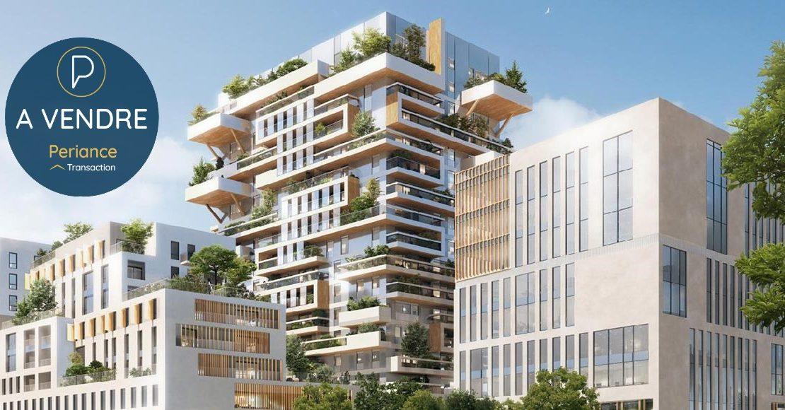 Appartement Neuf Bordeaux Euratlantique Periance Transaction
