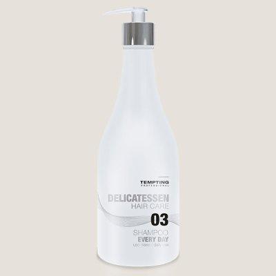 Every Day šampoon igapäevaseks kasutamiseks 300 ml toidab ja niisutab juukseid