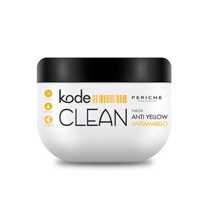 Kode CLEAN Anti Yellow mask blondidele 500 ml