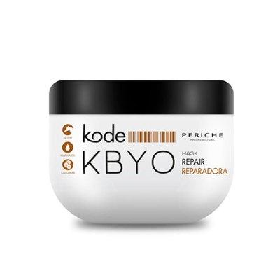 Kode KBYO Repair mask kahjustatud juustele 500 ml muudab juuksed siidiselt pehmeks