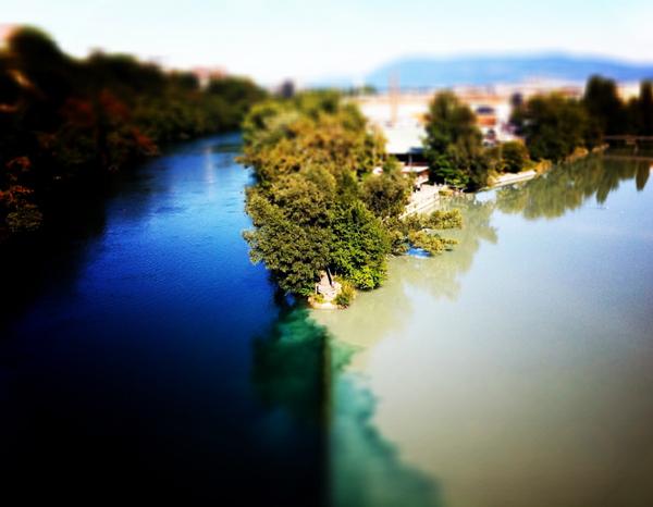 """perierga.gr - Η εκπληκτική """"ένωση"""" δύο ποταμών!"""