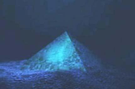 Αρχαία πόλη κάτω από το Τρίγωνο των Βερμούδων!