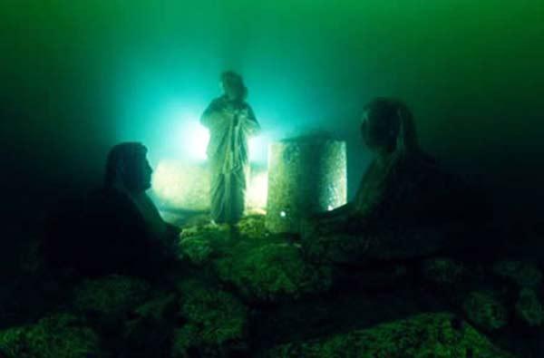 perierga.gr - 7 αρχαίες πόλεις που βρέθηκαν στο βυθό!