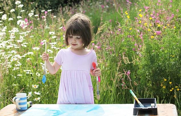 diaforetiko.gr : iris1 Τρίχρονο κοριτσάκι με αυτισμό εκπλήσσει με τις ζωγραφιές της!