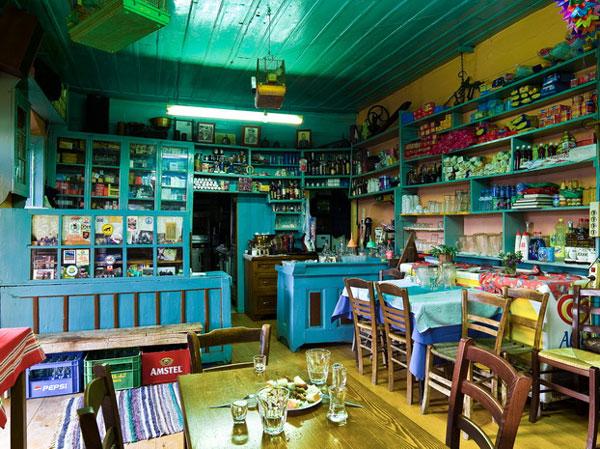 σ 12 πανέμορφα παραδοσιακά καφενεία στην Ελλάδα!
