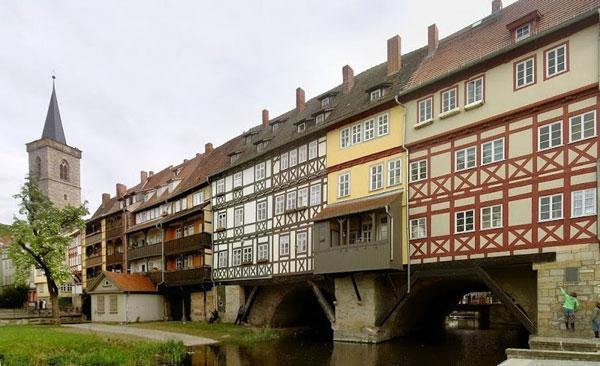 perierga.gr - Οι μοναδικές 4 γέφυρες στον κόσμο με καταστήματα!