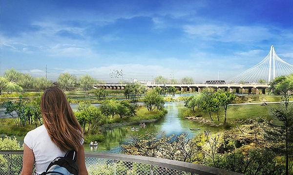 perierga.gr - Προετοιμάζεται το μεγαλύτερο αστικό πάρκο!