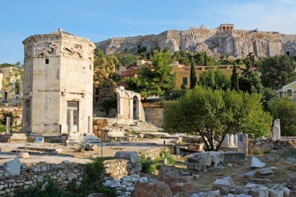 perierga.gr - Αέρηδες: Ο αρχαιότερος μετεωρολογικός σταθμός!