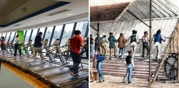 perierga.gr - Πώς ένα όργανο σωφρονισμού κρατουμένων έγινε... όργανο γυμναστικής;