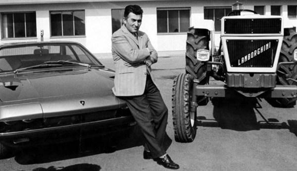 perierga.gr - Οι Lamborghini δημιουργήθηκαν μετά από έναν... καβγά!