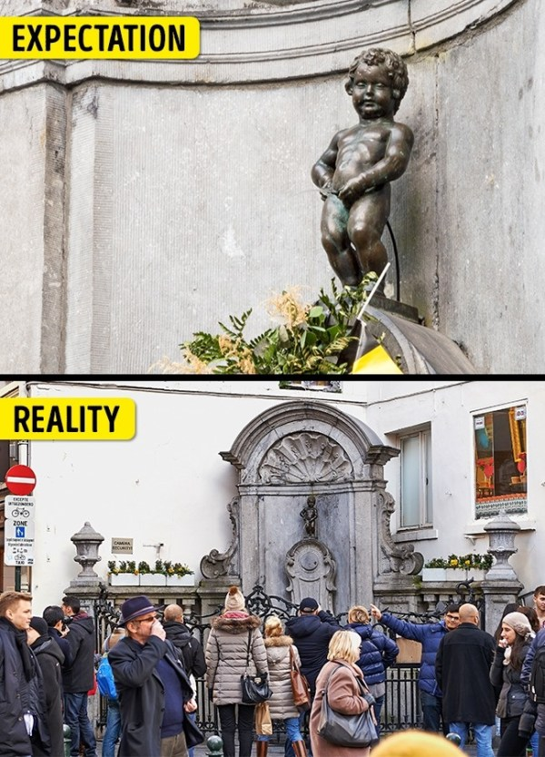 perierga.gr - Προσδοκίες VS Πραγματικότητα