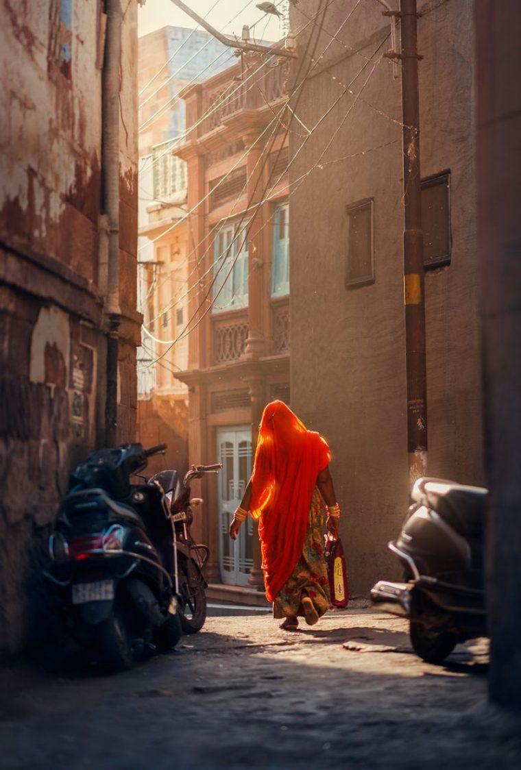 Perierga.gr - Ένα φωτογραφικό ταξίδι στα στενά δρομάκια της Νότιας Ασίας
