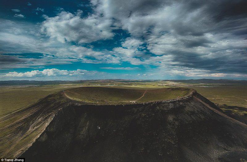 Perierga.gr - Θεαματικά ηφαιστειακά τοπία στον κόσμο