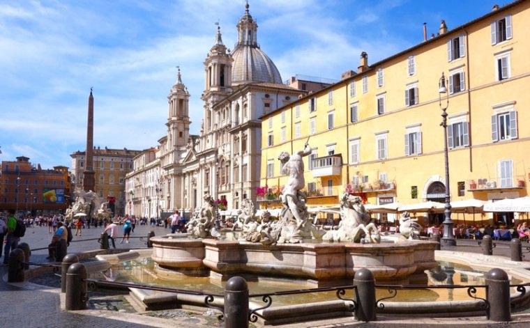 Perierga.gr - Ταξίδι στη Ρώμη: Τα 10 καλύτερα αξιοθέατα