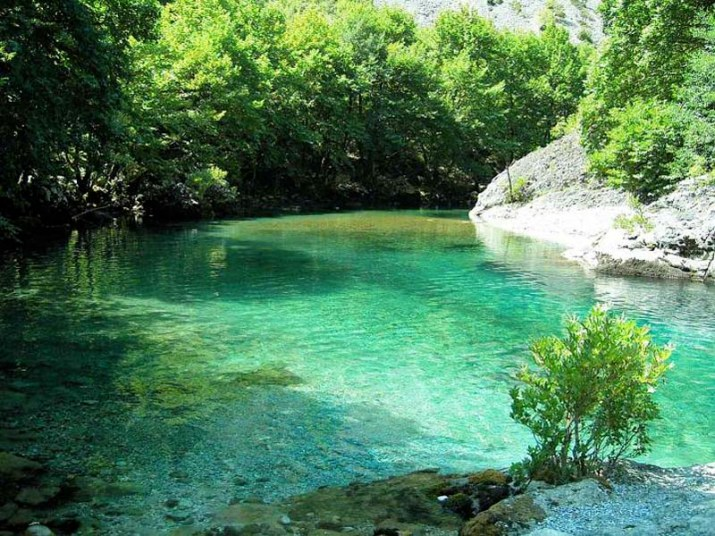 Βοϊδομάτης: Ο «παράδεισος» του κολυμβητή σύμφωνα με το Cnn | Perierga.gr