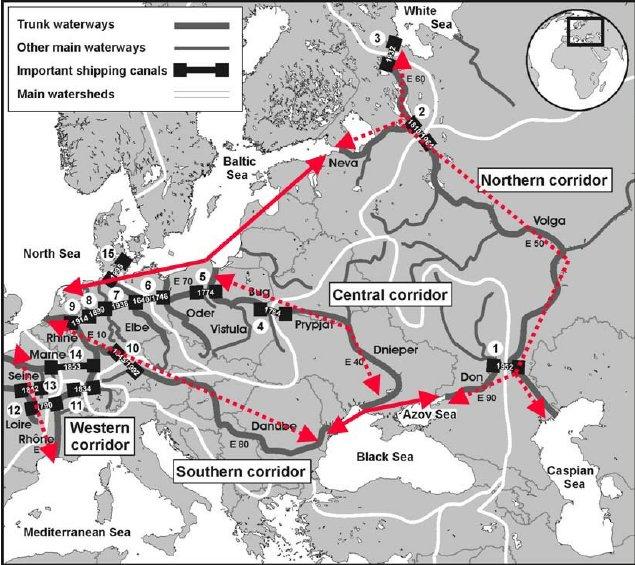 Mejillon-cebra-Dreissena-polymorpha-especies-exoticas-aloctonas-alien-invasoras-vias-introduccion-ecosistemas-ponto-caspio-filtracion-aguas-lastre-Europa