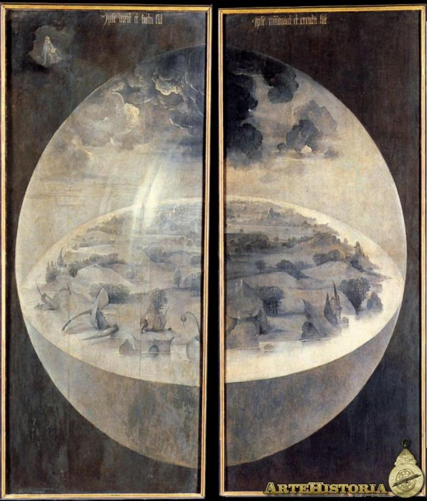 hieronymus bosch-garden of earthly delights-painting-god-creation-bible