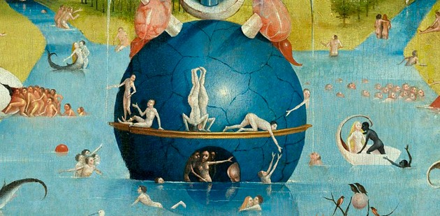 Deciphering The Garden Of Earthly Delights Part 3 The Garden Of Lust Periérgeia