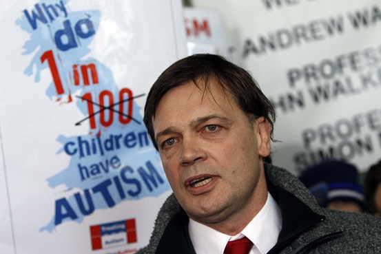frauds-conspiracies-hoaxes-fake news-vaccines and autism-andrew wakefield-vaccines-measles