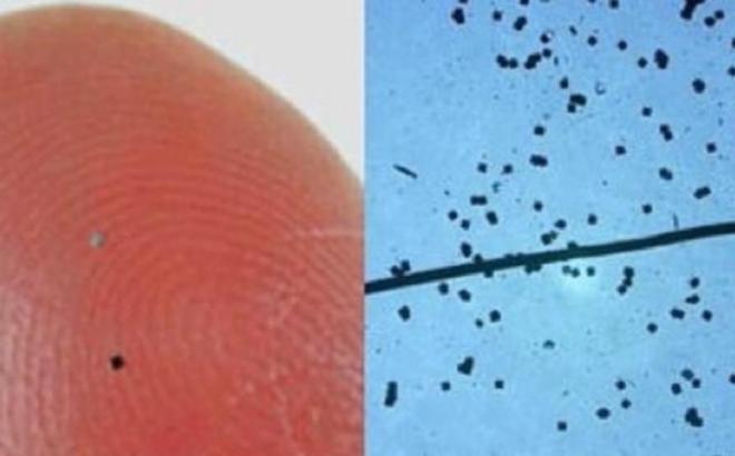 smart dust-polvo inteligente
