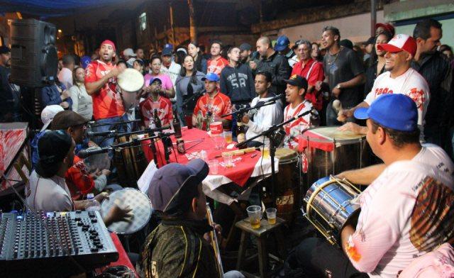 Pagode da 27 comemora 12 anos com festa no Grajaú