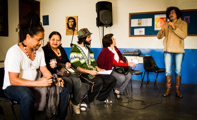Movimentos populares em defesa da diversidade cultural