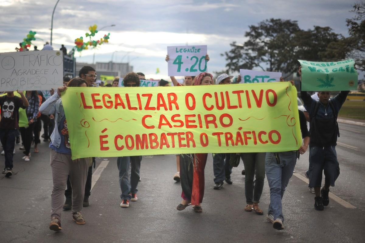 Periferia sofre com a criminalização das drogas